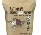 organic cocoa bag